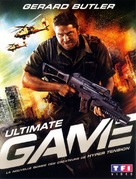 Gamer - French DVD movie cover (xs thumbnail)