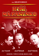 Horí, má panenko - Czech DVD movie cover (xs thumbnail)