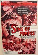 Gli ultimi giorni di Pompei - Movie Poster (xs thumbnail)