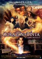 Inkheart - Argentinian Movie Poster (xs thumbnail)