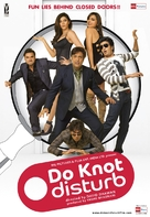 Do Knot Disturb - Indian Movie Poster (xs thumbnail)
