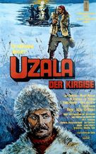 Dersu Uzala - German VHS cover (xs thumbnail)
