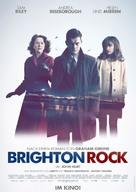 Brighton Rock - German Movie Poster (xs thumbnail)