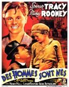 Boys Town - Belgian Movie Poster (xs thumbnail)