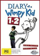 Diary of a Wimpy Kid - Australian DVD movie cover (xs thumbnail)