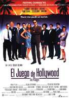 The Player - Spanish Movie Poster (xs thumbnail)
