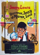 The Nutty Professor - French Movie Poster (xs thumbnail)