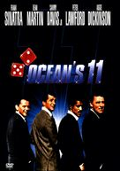 Ocean's Eleven - DVD movie cover (xs thumbnail)