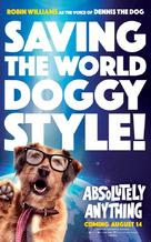 Absolutely Anything - Movie Poster (xs thumbnail)