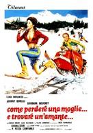 Come perdere una moglie e trovare un'amante - Italian Movie Poster (xs thumbnail)