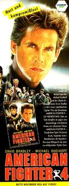 American Ninja 4: The Annihilation - German Movie Poster (xs thumbnail)