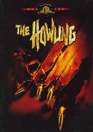 The Howling - DVD movie cover (xs thumbnail)