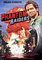 Phantom Raiders - German Movie Poster (xs thumbnail)