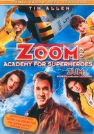 Zoom - Turkish DVD movie cover (xs thumbnail)