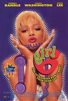 Girl 6 - Movie Poster (xs thumbnail)