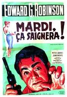 Black Tuesday - French Movie Poster (xs thumbnail)