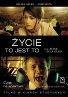 La chispa de la vida - Polish Movie Poster (xs thumbnail)