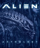 Alien: Resurrection - Blu-Ray cover (xs thumbnail)
