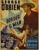 Border G-Man - Movie Poster (xs thumbnail)
