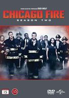 """Chicago Fire"" - Danish DVD movie cover (xs thumbnail)"