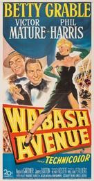 Wabash Avenue - Movie Poster (xs thumbnail)