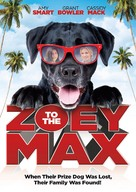 Zoey to the Max - DVD movie cover (xs thumbnail)