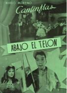 Abajo el telón - Mexican poster (xs thumbnail)