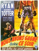 The Set-Up - Belgian Movie Poster (xs thumbnail)