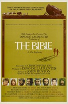The Bible - Movie Poster (xs thumbnail)
