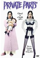 Private Parts - DVD cover (xs thumbnail)