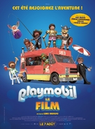 Playmobil: The Movie - French Movie Poster (xs thumbnail)
