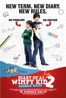 Diary of a Wimpy Kid 2: Rodrick Rules - Movie Poster (xs thumbnail)