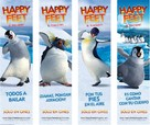Happy Feet - Argentinian Movie Poster (xs thumbnail)