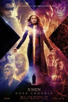 X-Men: Dark Phoenix - Swiss Movie Poster (xs thumbnail)
