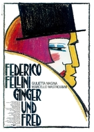 Ginger e Fred - German Movie Poster (xs thumbnail)