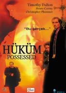 Possessed - Turkish Movie Poster (xs thumbnail)