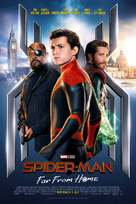 Spider-Man: Far From Home - Swedish Movie Poster (xs thumbnail)