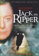 Jack the Ripper - Belgian DVD cover (xs thumbnail)