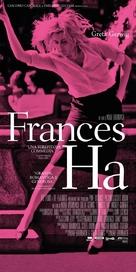 Frances Ha - Italian Movie Poster (xs thumbnail)