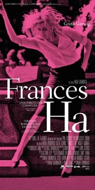Frances Ha - Italian Movie Poster (xs thumbnail)