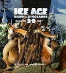 Ice Age: Dawn of the Dinosaurs - Bulgarian Movie Poster (xs thumbnail)
