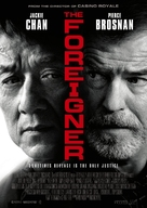 The Foreigner - Norwegian Movie Poster (xs thumbnail)