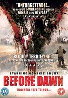 Before Dawn - British Movie Cover (xs thumbnail)