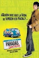 Paradas continuas - Mexican Movie Poster (xs thumbnail)