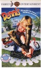 Dennis the Menace - German VHS movie cover (xs thumbnail)