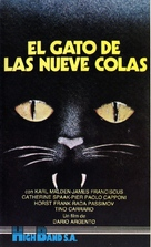 Il gatto a nove code - Argentinian Movie Cover (xs thumbnail)