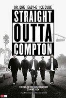Straight Outta Compton - Australian Movie Poster (xs thumbnail)