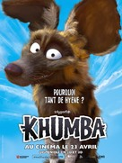 Khumba - French Movie Poster (xs thumbnail)