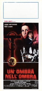 Un ombra nell'ombra - Italian Movie Poster (xs thumbnail)