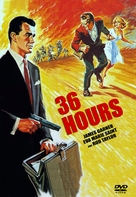 36 Hours - DVD movie cover (xs thumbnail)